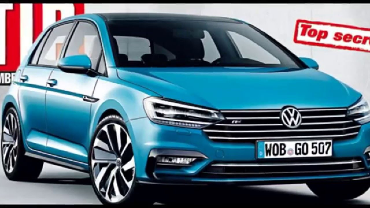 new volkswagen golf 8 autonomous control gesture control power up to 280 kw youtube. Black Bedroom Furniture Sets. Home Design Ideas