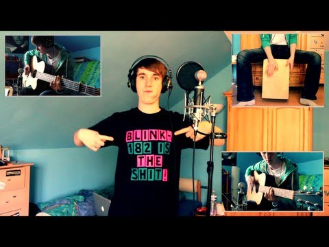 I Miss You (blink-182 acoustic cover by Marc Eichner & Noah)