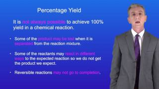 GCSE Chemistry (9-1) Calculating Percentage Yield 1