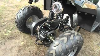 Детский квадроцикл Avantis Termit Junior