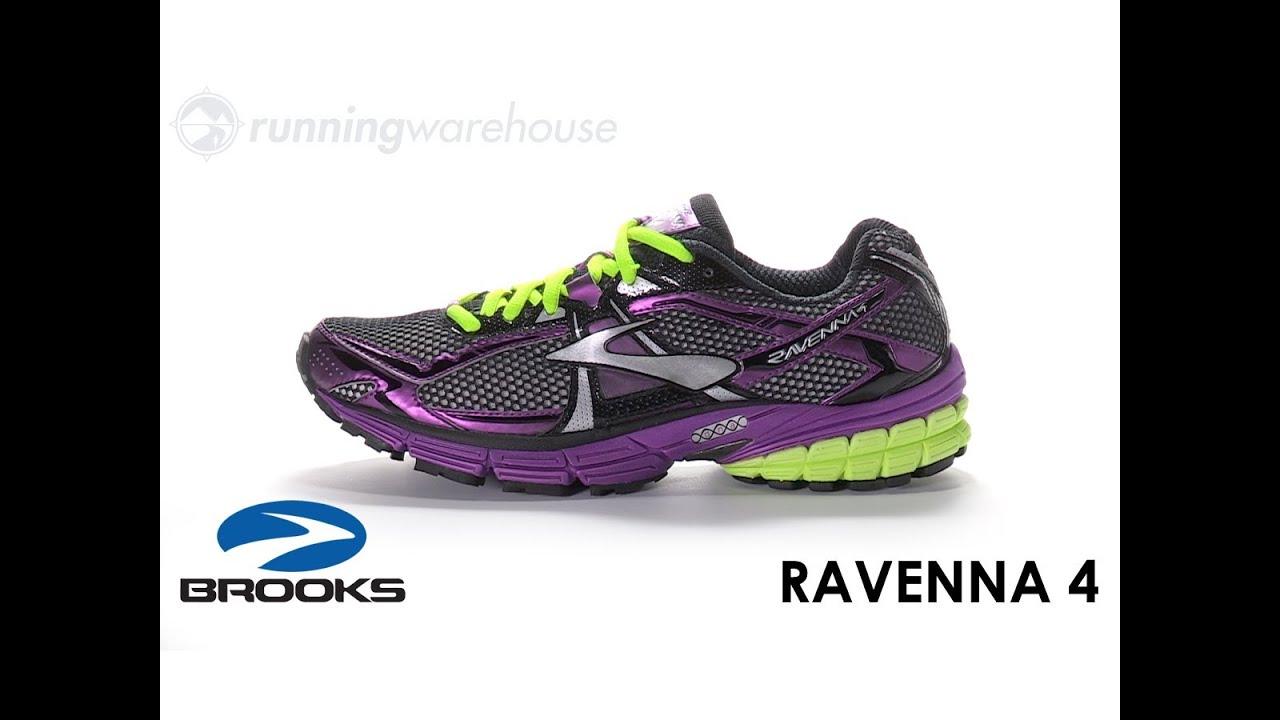 01366c919fd Brooks Ravenna 4 for Women. Running Warehouse