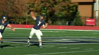 George Fox brings in tipped pass Hail Mary