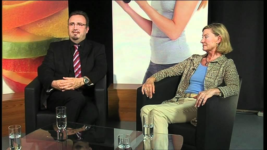 Divertikel (Teil 2): Gesundheitstalk bei DonauTV