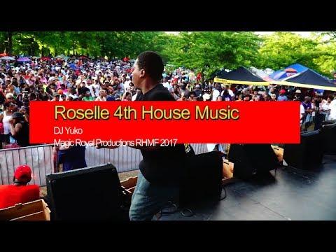 Roselle's 4th House Music 2017