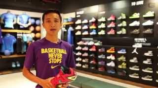 Đánh Giá Chi Tiết Nike Lebron 11 ELITE.