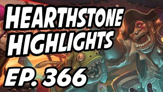 Hearthstone Daily Highlights | Ep. 366 | DisguisedToastHS, nl_Kripp, xChocoBars, itsHafu