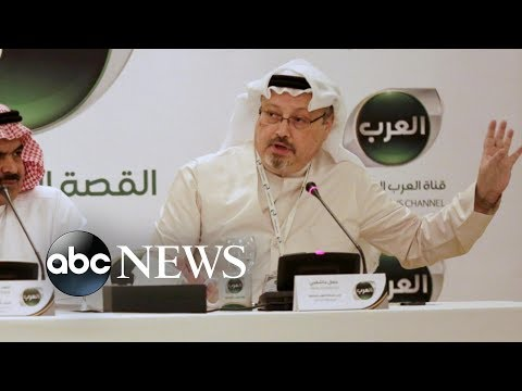 Trump vows to punish Saudi Arabia if they killed missing journalist