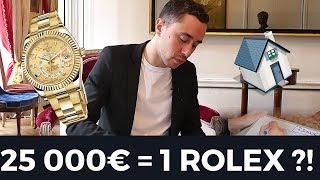Comment PLACER son ARGENT – Que faire avec 25 000€?