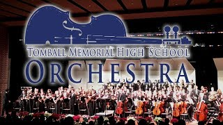 Baba Yetu by Christopher Tin - Tomball Memorial Symphony Orchestra - 2017