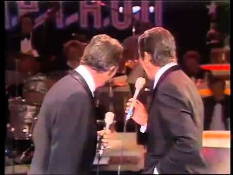 Jerry Lewis Telethon - The reunion with Dean Martin (