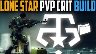 The Division  Lone Star PvP Crit Build  Patch 1.8