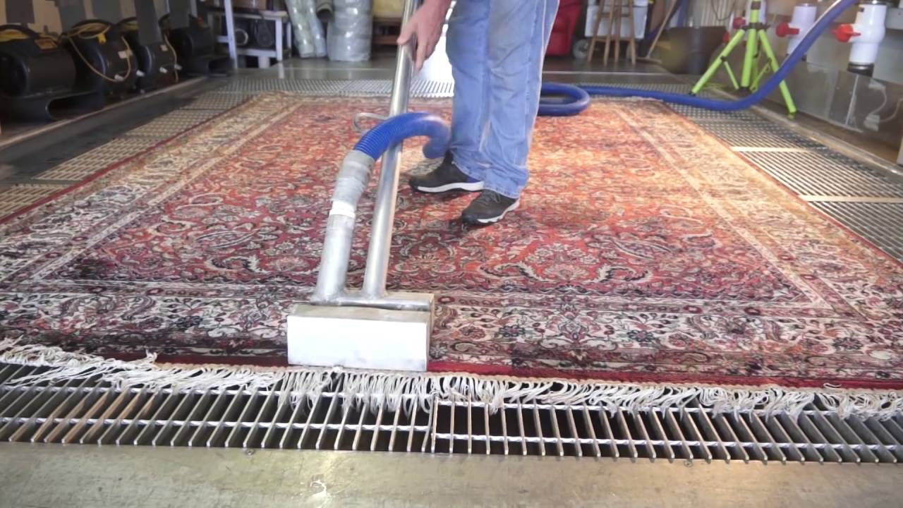 Cleaning Silk Oriental Rug