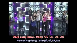 T-ara - Lovey Dovey Lyrics(Rom/Eng) Mp3