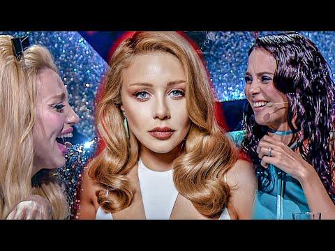 Полякова и NK на шоу «Маска» посмеялись над Тиной Кароль