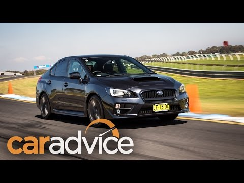 2016 Subaru WRX track day review – Sandown Raceway
