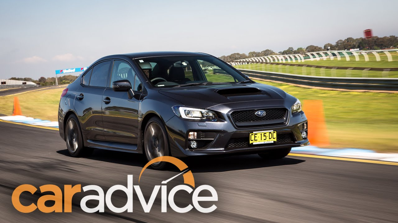 Unique 2016 Subaru WRX Track Day Review  Sandown Raceway  YouTube