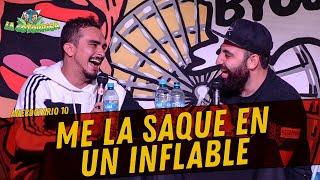 La Cotorrisa - Anecdotario 10 - Me la saqué en un inflable - en vivo desde Puebla