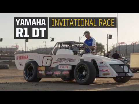 The first-ever Yamaha R1 DT Invitational race at Perris Auto Speedway