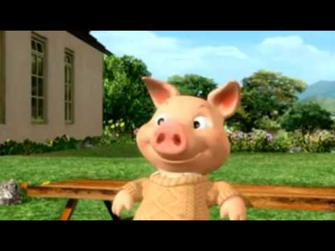 Jakers The Adventure of Piggley Winks Theme Song (USA Version)
