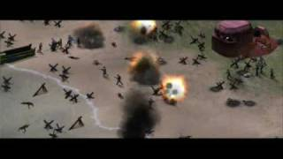 The Axis & Allies Video Game: Ally campaign