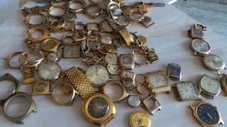 Купим ДОРОГО старые механические часы в желтом корпусе   и другие  часы СССР Киев Украина(, 2016-07-14T13:41:51.000Z)