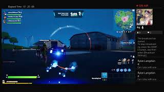 Fortnite game play Add me a Upbeat349sand