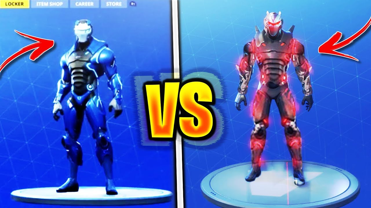 New Quot Upgraded Skins Unlocked Quot In Fortnite Season 4