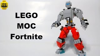 LEGO Fortnite Robot Skin