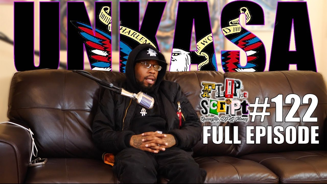 F.D.S #122 - UNKASA - MY TRUTH - TALKS DIPSET, PURPLE CITY, & OPENS UP ABOUT HIS LIFE - FULL EPI