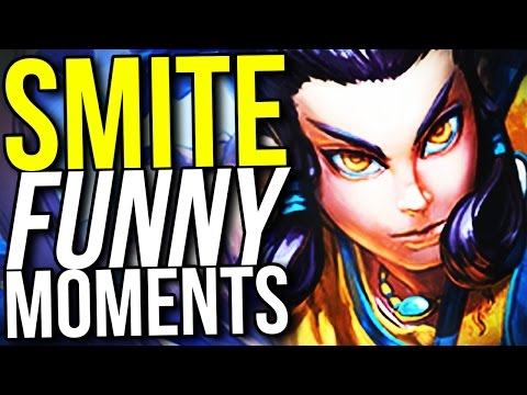 HOW TO ASSAULT! - SMITE FUNNY MOMENTS