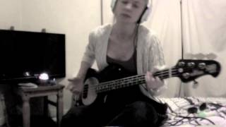 Hump De Bump - RHCP [Bass Cover]