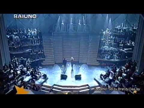 MANGO E ZENIMA - Luce (Sanremo 1998 - Prima Esibizione - AUDIO HQ)