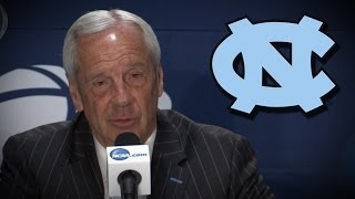 UNC Talks Emotional Loss to Iowa State in 3rd Round | 2014 NCAA Tournament