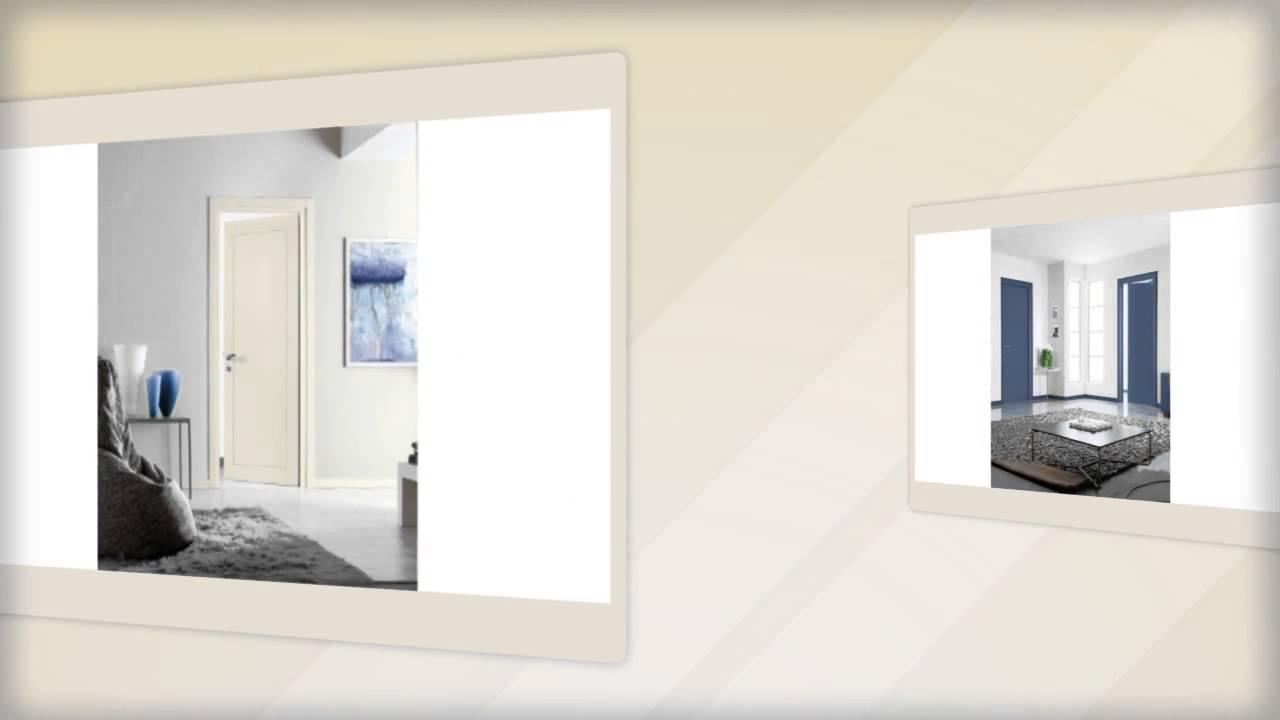 Puertas Lacadas en Blanco? BRICO-VALERA.COM - YouTube