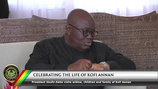 Celebrating the Life of Kofi Annan