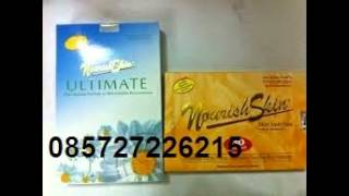 085727226215 Jual nourish skin ultimate Asli Original