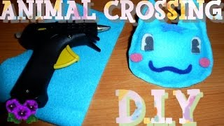 DIY ANIMAL CROSSING ♥ Mini coussin de Rosie