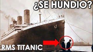 EL HUNDIMIENTO DEL TITANIC - HISTORIA REAL - MendoZza