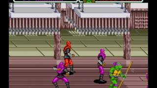 Teenage Mutant Ninja Turtles - The Hyperstone Heist -  - Retroachievements 2 - User video