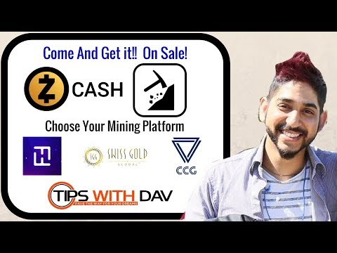 The Cloud Mining Journey | Zcash Mining On Sale