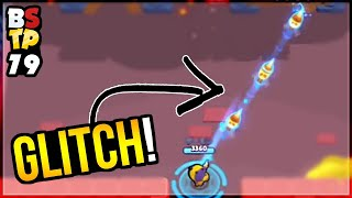 UNLIMITED AMMO GLITCH with SUPER SPEED!? Top Plays in Brawl Stars #79