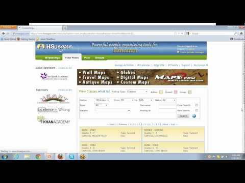 Educational Group Activity Management Webinar