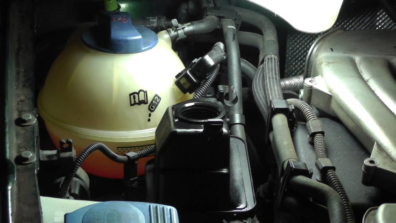volkswagen jetta bleeding power steering system part 3