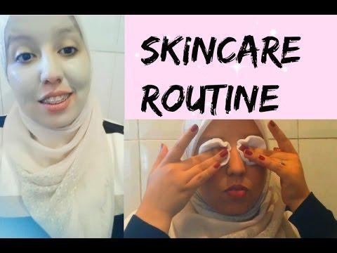 My skincare Routine  روتيني للعناية بالبشرة || Belle Naturelle