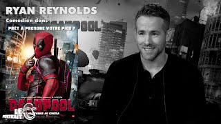 [Portrait] Ryan Reynolds pour Deadpool (2016, Tim Miller)