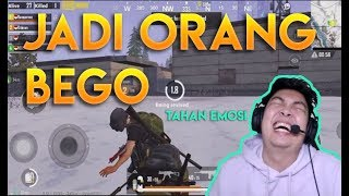 Pura-Pura Bego Sampai Chicken Dinner - PUBG MOBILE INDONESIA MP3