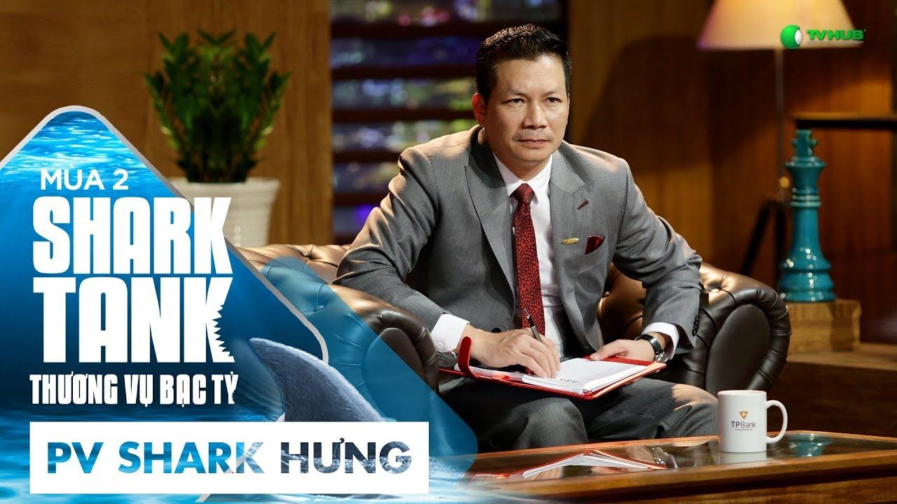 Shark Hưng Chia Sẻ Lý Do Đầu Tư Vào Startup Mopo | Shark Tank Việt Nam | Thương Vụ Bạc Tỷ | Mùa 2