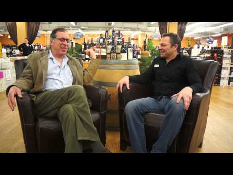 Randall Grahm of Bonny Doon Vineyard visits Wine World and Spirits in Seattle
