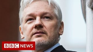 Who is Julian Assange? - BBC News