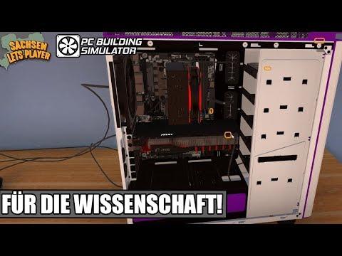 PC Building Simulator #48 - Alles für die Wissenschaft! - IT SIMULATION Deutsch